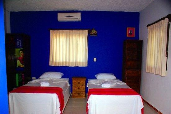 Itour Mexico : Frida Kahlo Room