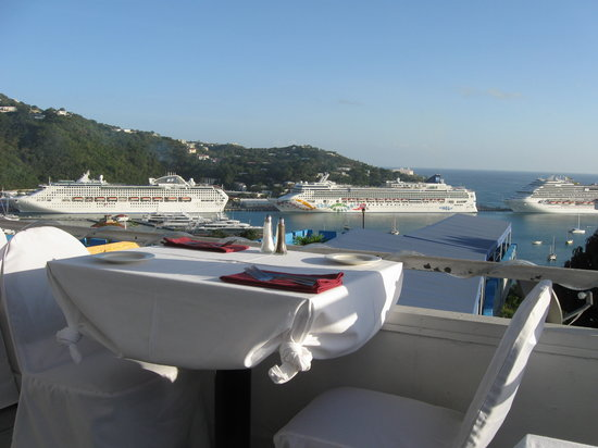 Top 10 restaurants in Charlotte Amalie, U.S. Virgin Islands