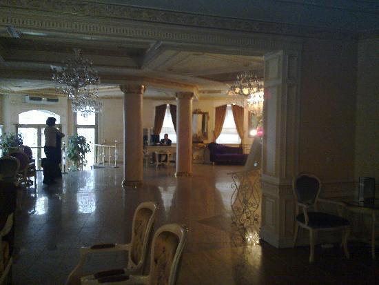 Hotel Ipek Palas: reception