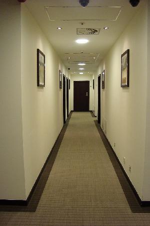 Europeum Hotel: Hall