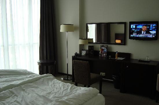Europeum Hotel: Room