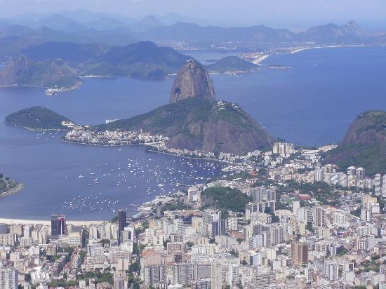 Vila Shalimar: RIO DESDE EL CRISTO