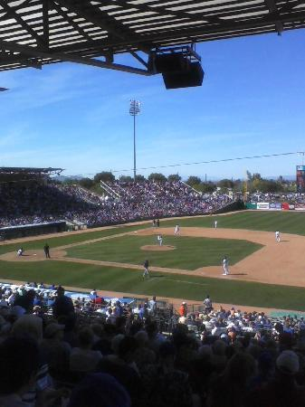 Days Inn Mesa East: Cubs Spring Training Game