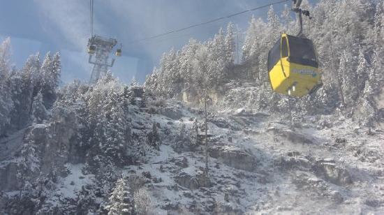 Alpenhotel Kramerwirt: Penken Gondola