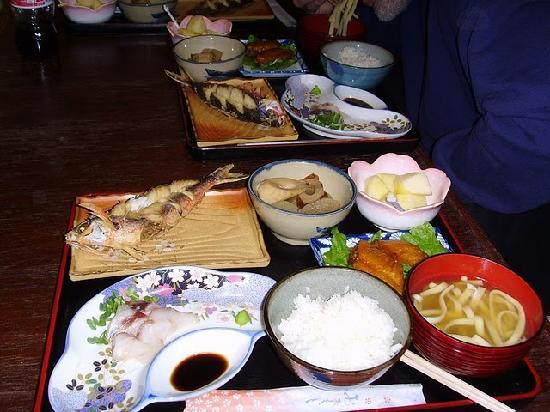 Zamami Island: Zamami-jima dinner