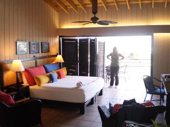 Barefoot Cay Resort: Our loft