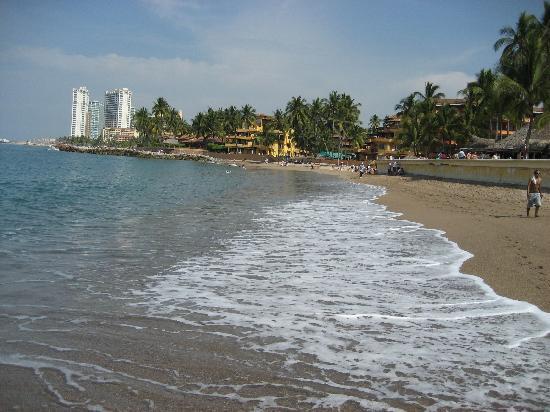 Las Palmas by the Sea: The beach at Las Palmas