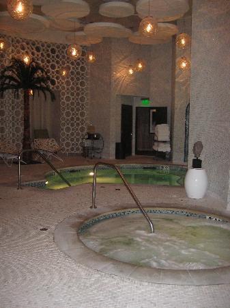 Riviera Palm Springs Resort: Budha lounge - spa