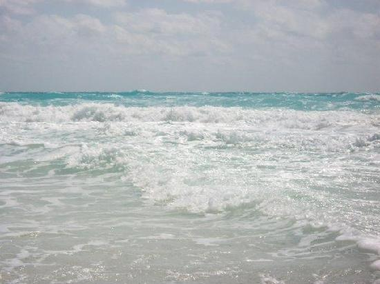 IBEROSTAR Playa Blanca: Beach at Playa Blanca
