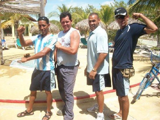 IBEROSTAR Playa Blanca: Awesome Staff