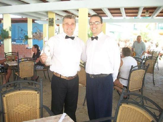 IBEROSTAR Playa Blanca: Very Handsome Staff