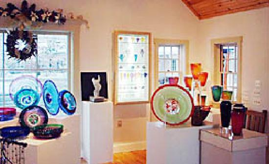 Waitsfield, VT: Mad River Glass Gallery
