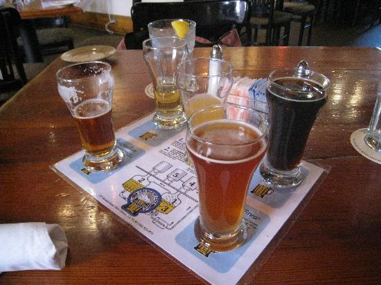 Crescent City Brewhouse: The Beer