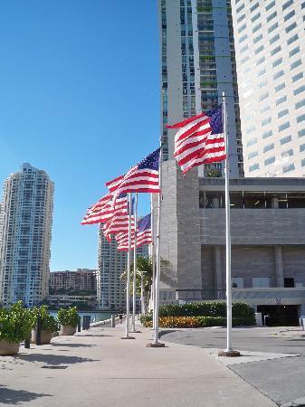Holiday Inn Port of Miami Downtown: downtown miami