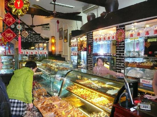 Nguyen Son Bakery: Bakery Selection