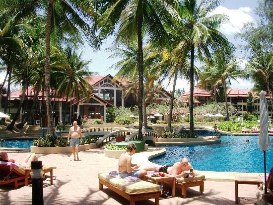 Dusit Thani Laguna Phuket: プール