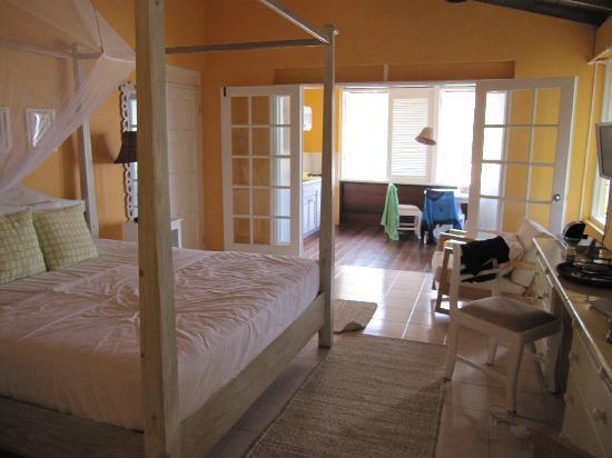Sugarapple Inn: Room # 1