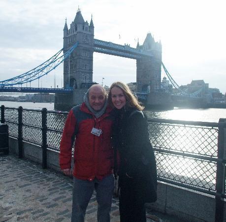 Gren Tours: freezing fun day
