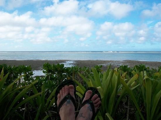 Sea Change Villas: Relaxation....