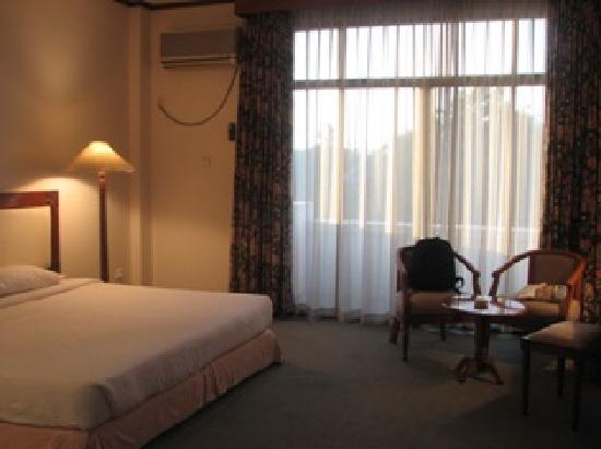 K Paradise Hotel : The size of room is just massive for less than $40