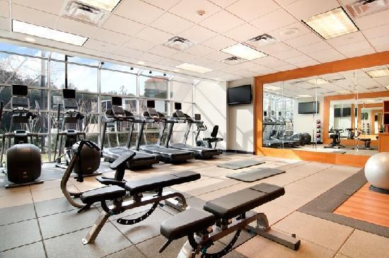 Hilton Birmingham Perimeter Park: Fitness Center