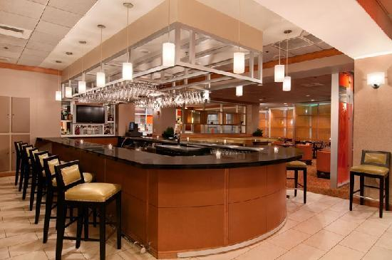Hilton Birmingham Perimeter Park: Lobby Lounge