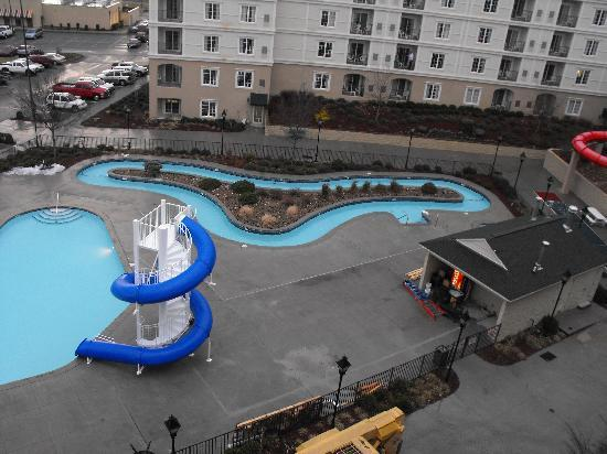Resort at Governor's Crossing: New Outdoor Waterslide
