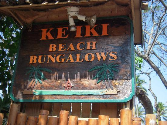 Ke Iki Beach Bungalows: Hidden gem!