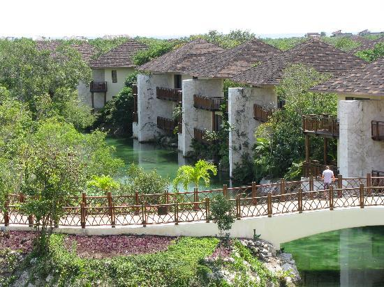 Fairmont Mayakoba: View from the lobby