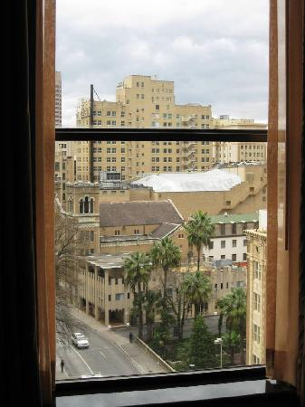 Drury Plaza Hotel San Antonio Riverwalk: View from the 8th floor