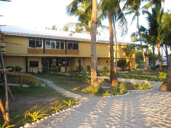 Marlin's Beach Resort: Marlyn's resort