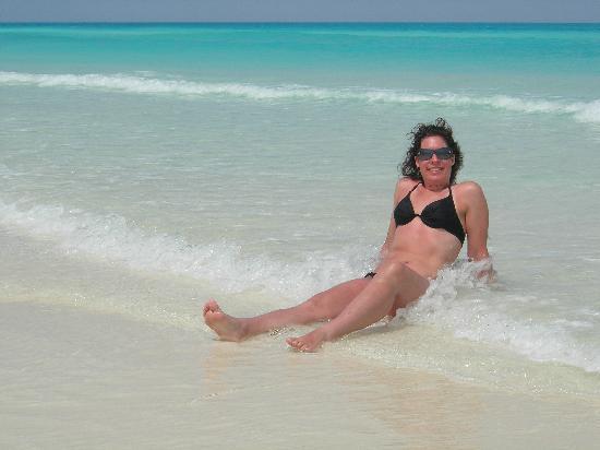 Melia Las Dunas: La playa las dunas