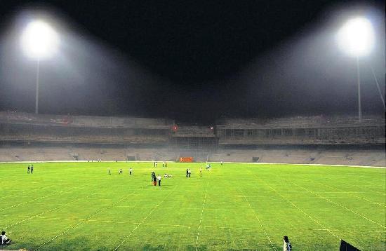 Navi Mumbai, India: Sports