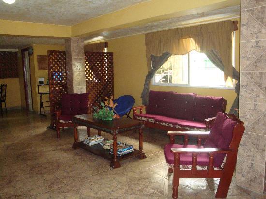 la sala de Hostal Amador Familiar Panama