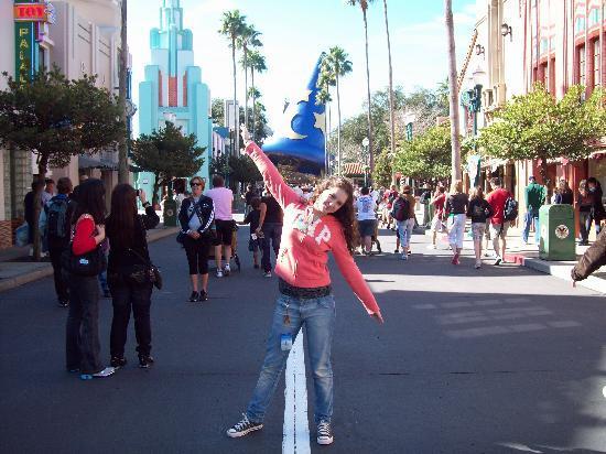 Disney's Hollywood Studios: Main entrance