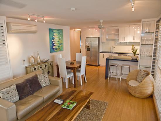 كايرنز أكواريوس: Cairns Self-Contained Holiday Apartment