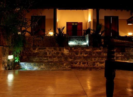 Moonhill: At night