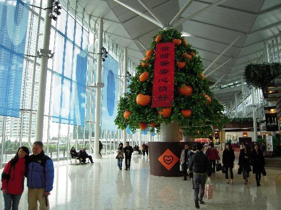 Novotel Citygate Hong Kong: CityGate Outlet Mall