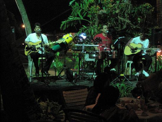 Coconut Grove: local band