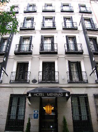Hotel Meninas - Boutique Hotel: Exterior of Meninas