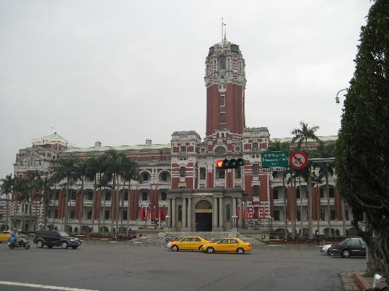 総統府(旧台湾総督府) - 中正...