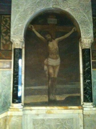 Alexander Nevski Kirke: Inside st.  Alex Nevski