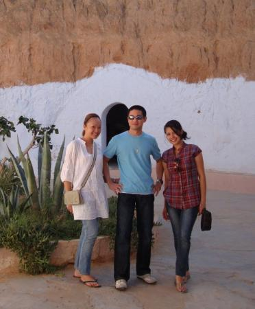 Matmata, Tunisia: ..Tatooine's main square