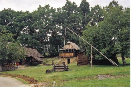 Wallachian Open Air Museum: Roznov, open air museum