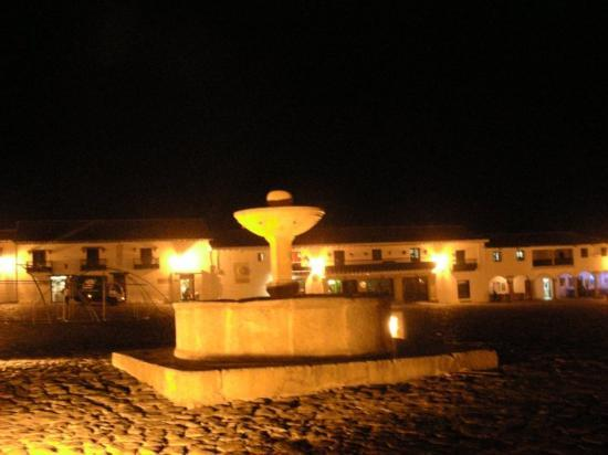 Bilde fra Villa de Leyva