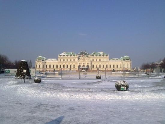 Belvedere Palace Museum: Belveder