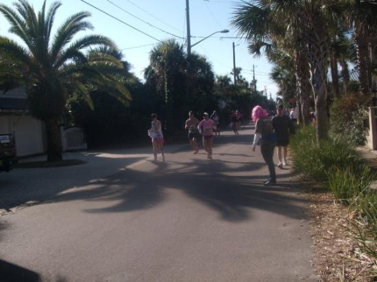 Jacksonville, FL: here come the runners