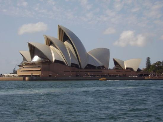 The obligatory Sydney Opera House pic