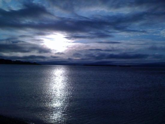 St. John's, Canada: Sunset while hiking