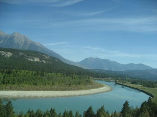 Kootenay river canada picture of kootenay national park kootenay national park canada kootenay river canada sciox Image collections